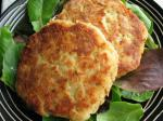 British Simple Crab Cakes Appetizer
