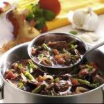 American Provencal Style Beef Stew Appetizer