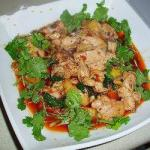 Chinese Szechuan sichuan Spiced Chicken chicken Salad Appetizer