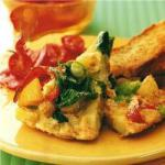 Canadian Spinach Potato Fritters Tata Appetizer