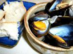 American Mussels in Yummilicious Lemongrass Broth Dinner