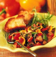 French Summer Ratatouille Appetizer