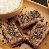 Korean Tofu Jo Rim Appetizer