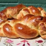 Australian Challah Kneading Without Appetizer