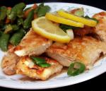 Chinese Baked Lemon Chicken With Chinese Lemon Sauce Appetizer
