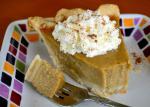 American Zucchini Dessert Pie Dessert