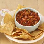 American Spicy Pineapple Salsa Appetizer