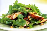 Australian Paprika Chicken and Preserved Lemon Salad Recipe Appetizer