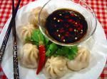 Chinese Pot Sticker Dipping Sauce Appetizer