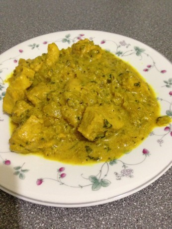Indian Chicken Methi  Chicken With Dried Fenugreek Leaves Appetizer