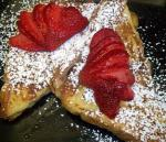 French Charmies Strawberry Stuffed French Toast Dessert