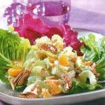 Canadian Salad of Celery Carrots and Cottage Cheese 2 Appetizer