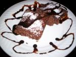 American Minute quick and Easy Chocolate Brownie Pudding Cake Dessert