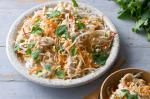 Vietnamese Vietnamese Coconutpoached Chicken And Ricenoodle Salad Recipe Appetizer