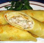 Dutch Crepes With Meat Filling  Vleespannekoekjes  Dutch Recipe Appetizer