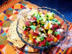 Lively Lime Salsa recipe