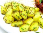 Indian Indian Cumin Potatoes  Jeera Aloo Dessert