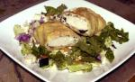 American Herbed Chicken in Puff Pastry Appetizer