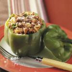 American Stuffed Peppers for Four Appetizer