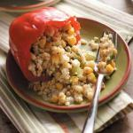 American Stuffed Red Peppers 4 Dessert