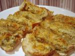 French Savory Herb French Bread Appetizer