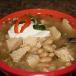 Chilean Southwestern White Chili 2 Dinner