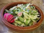 American Honey Mustard Coleslaw With Radishes Dessert