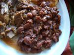 American Slow Cooker Bbq Pinto Beans Dinner