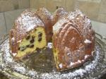American Chocolate Chip Sour Cream Pound Cake 1 Dessert