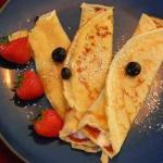 Canadian Pancakes Without Eggs 1 Dessert