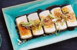 Korean Chilled Tofu With Korean Soy And Chilli Dressing Recipe Appetizer
