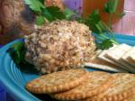 American Cream Cheese Ball 9 Appetizer