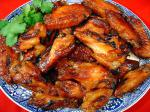 American Aloha Chicken Wings Dinner