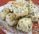 American Scallion Biscuits 1 Appetizer