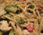 Italian Creamy Chicken  Broccoli Dinner
