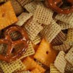 American Appetizer - Chex Party Mix Appetizer