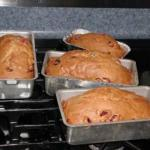 Australian Grandmothers Cranberry Bread Dessert