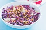 Spanish Edwinas Red Cabbage Spanish Onion And Pear Salad Recipe Appetizer