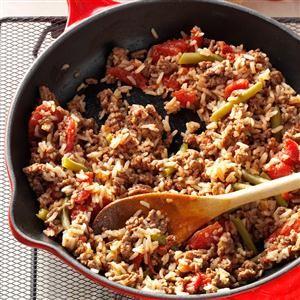 Spanish Spanish Rice Dinner 1 Dinner