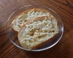 American Cheesy Garlic Bread 15 Appetizer