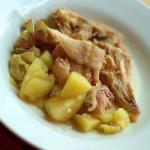 Australian Stewed Chicken and Potatoes Appetizer