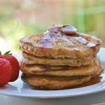 Australian Quick Oatmeal Pancakes Recipe Breakfast