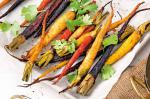 Australian Sticky Maple Cinnamon Roasted Carrots Recipe BBQ Grill
