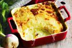 French Turnip and Leek Gratin Recipe Appetizer