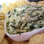 American Artichoke and Spinach Dip Restaurant Style Recipe Appetizer