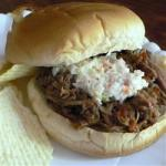 American Barbecued Beef Sandwiches Recipe Appetizer