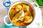 Spanish Spanish Chicken Braise With Orange Paprika and Thyme Recipe Dinner