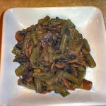 American Green Beans with Mushrooms 1 Dinner