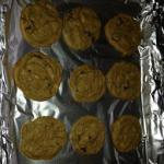 Choc Chip Peanut Cookies recipe
