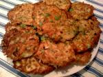 German Potato Pancakes  German Style Appetizer